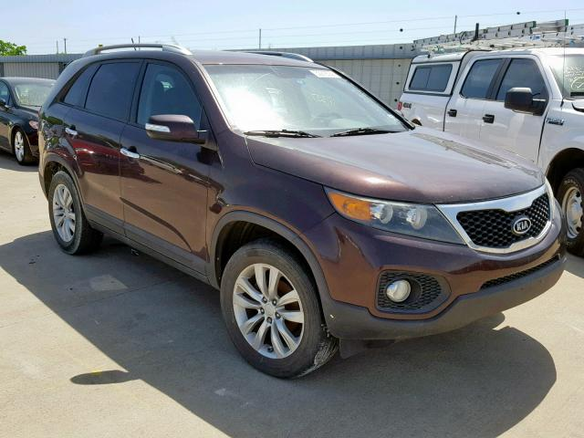 click here to view 2011 KIA SORENTO EX at IBIDSAFELY