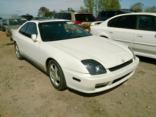 Salvage 1999 Honda PRELUDE for sale