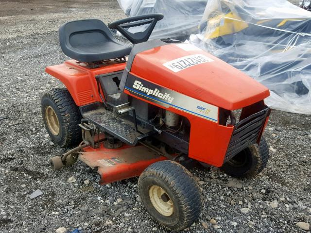 click here to view 1995 SIMP LAWNMOWER at IBIDSAFELY