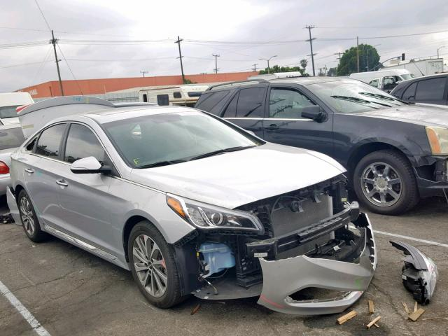 click here to view 2017 HYUNDAI SONATA SPO at IBIDSAFELY