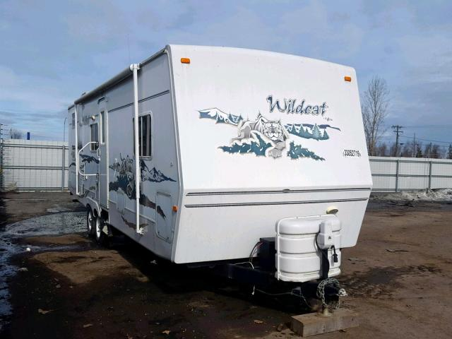 click here to view 2004 WILDWOOD WILDCAT at IBIDSAFELY