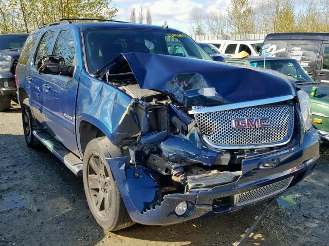 Seattle Car Auction >> 2007 Gmc Yukon Photos Wa North Seattle Salvage Car