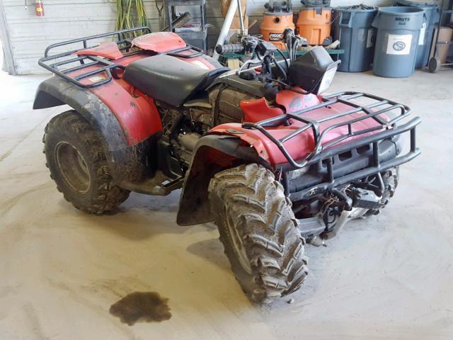 Salvage 2000 Honda TRX 450 for sale