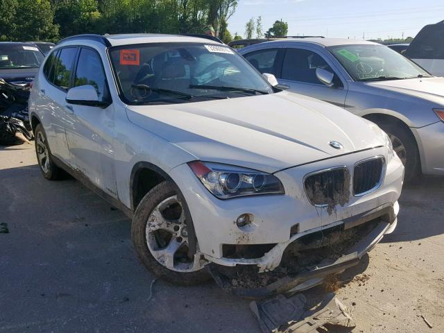 Salvage 2015 BMW X1 SDRIVE2 for sale