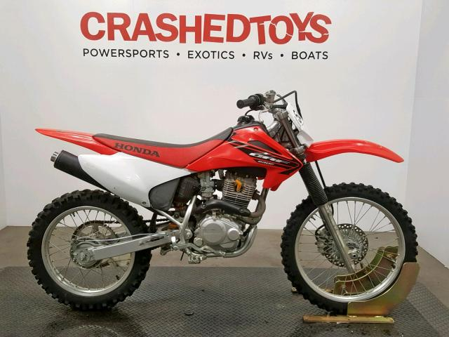 click here to view 2005 HONDA CRF230 F at IBIDSAFELY