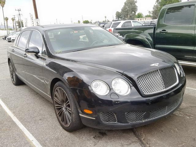 click here to view 2009 BENTLEY CONTINENTA at IBIDSAFELY