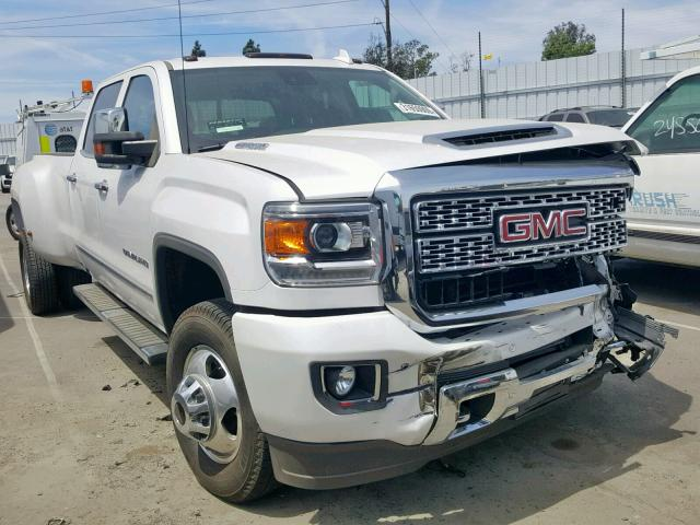 Sierra Auto Auction >> Auto Auction Ended On Vin 1gt42yey3jf202080 2018 Gmc