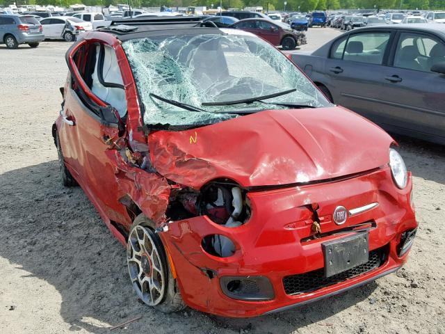 click here to view 2013 FIAT 500 SPORT at IBIDSAFELY