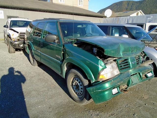 2000 oldsmobile bravada for sale at copart anchorage ak lot 33291559 salvagereseller com 2000 oldsmobile bravada for sale at