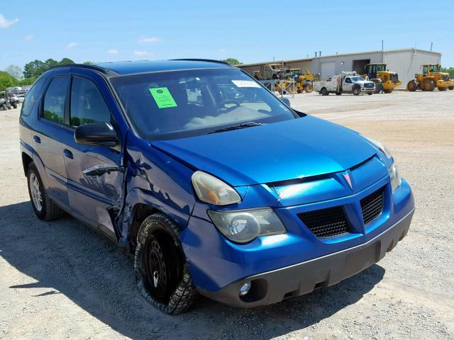 click here to view 2004 PONTIAC AZTEK at IBIDSAFELY
