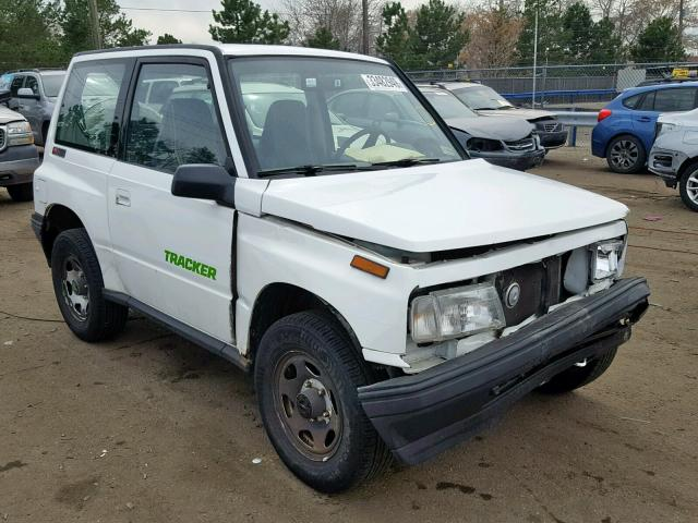 Vehiculos salvage en venta de Copart Brighton, CO: 1991 GEO Tracker