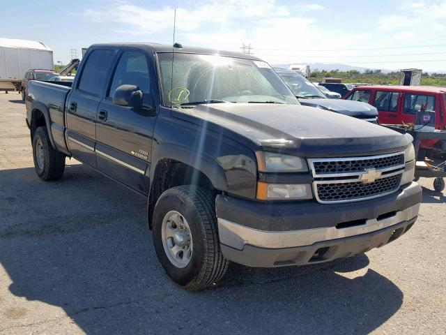 2005 Chevrolet Silverado Left Front View Lot 33054539