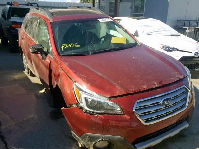 click here to view 2016 SUBARU OUTBACK 2. at IBIDSAFELY