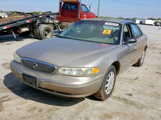 Vin 2g4ws52m7x1586370 1999 Buick Century Cu Right Front View Lot 33276679