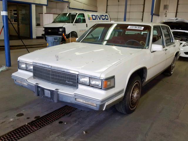 1986 Cadillac Deville Ba 4 1L 8 in WA - Pasco