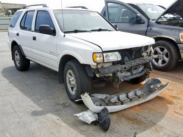 click here to view 2000 ISUZU RODEO S at IBIDSAFELY
