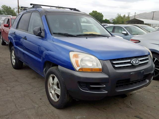 photo KIA SPORTAGE L 2007