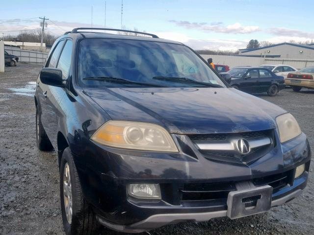 click here to view 2005 ACURA MDX TOURIN at IBIDSAFELY