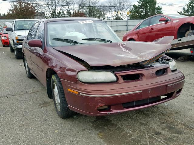 click here to view 1998 OLDSMOBILE CUTLASS GL at IBIDSAFELY