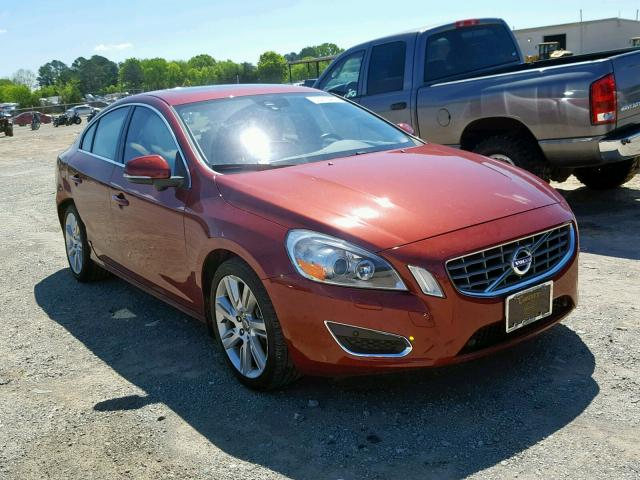 click here to view 2012 VOLVO S60 T6 at IBIDSAFELY