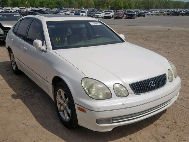 click here to view 2005 LEXUS GS 300 at IBIDSAFELY