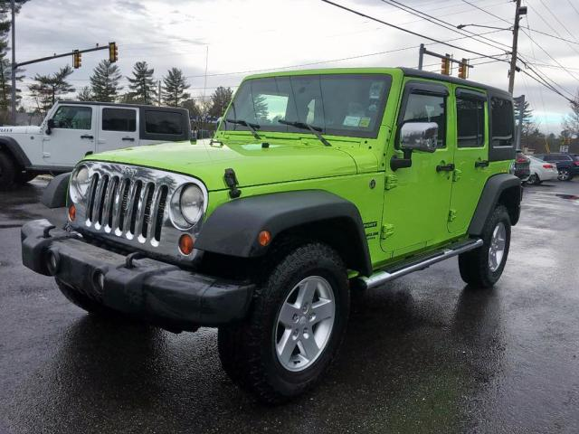 click here to view 2012 JEEP WRANGLER U at IBIDSAFELY