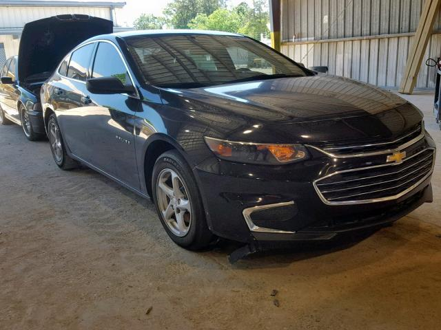 click here to view 2016 CHEVROLET MALIBU LS at IBIDSAFELY