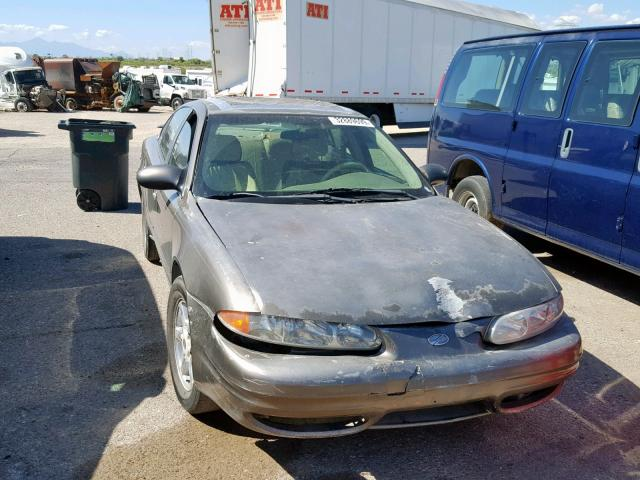 click here to view 2002 OLDSMOBILE ALERO GLS at IBIDSAFELY