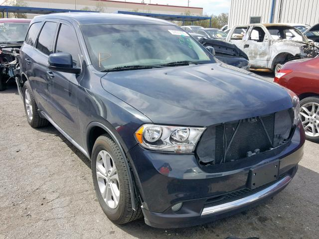 click here to view 2013 DODGE DURANGO SX at IBIDSAFELY