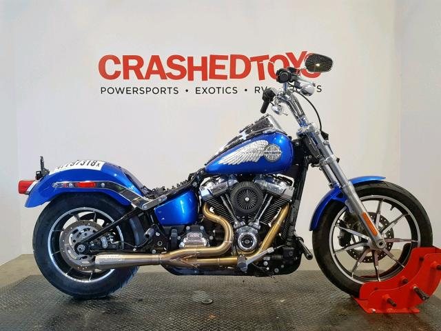 click here to view 2018 HARLEY-DAVIDSON FXLR LOW R at IBIDSAFELY