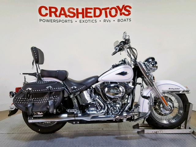 click here to view 2013 HARLEY-DAVIDSON FLSTC HERI at IBIDSAFELY