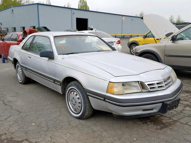 1987 FORD  TBIRD