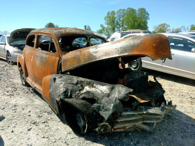 Chevrolet Coupe salvage cars for sale: 1947 Chevrolet Coupe