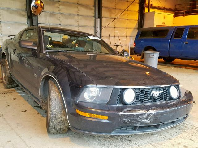 2006 FORD MUSTANG GT, 1ZVFT82H465243662 - Sale Record