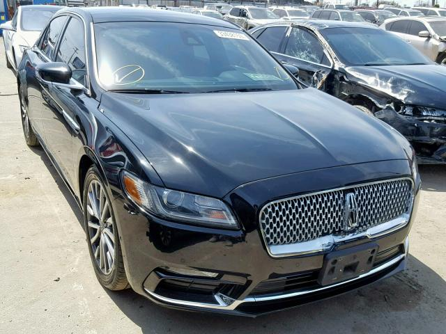 click here to view 2017 LINCOLN CONTINENTA at IBIDSAFELY