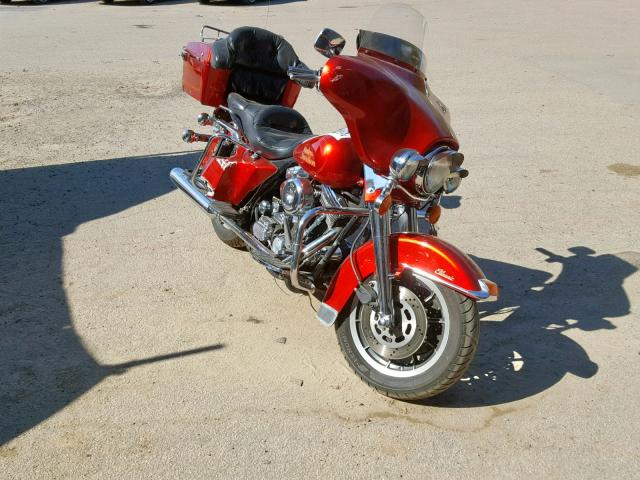 click here to view 1991 HARLEY-DAVIDSON FLHT CLASS at IBIDSAFELY
