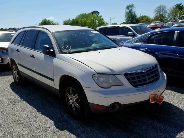 Salvage 2007 Chrysler PACIFICA for sale