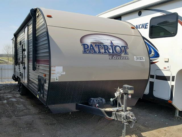 click here to view 2018 WILDWOOD PATRIOT at IBIDSAFELY