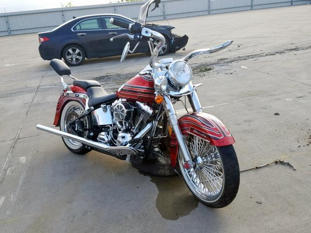 click here to view 2012 HARLEY-DAVIDSON FLSTN SOFT at IBIDSAFELY