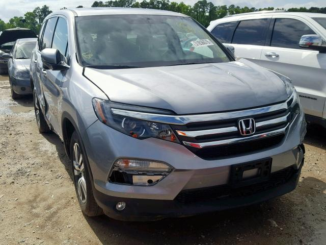 click here to view 2017 HONDA PILOT EXLN at IBIDSAFELY