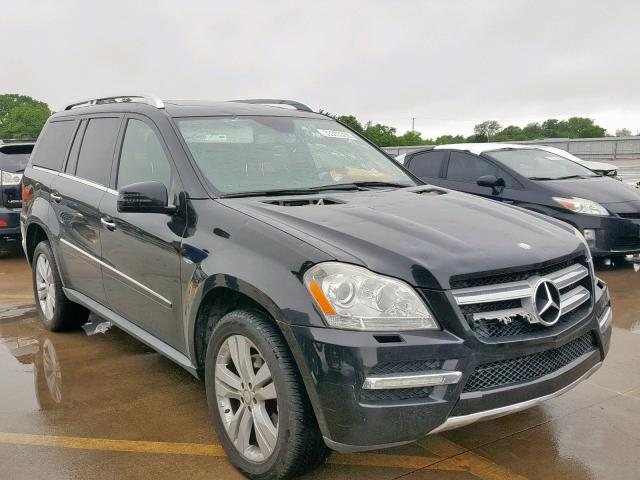 2012 Mercedes-Benz GL 350 BLU for sale in Wilmer, TX