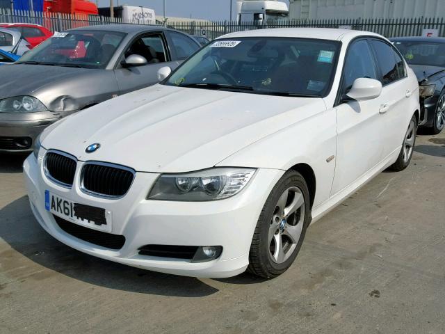 BMW 320D EFFIC - 2011 rok