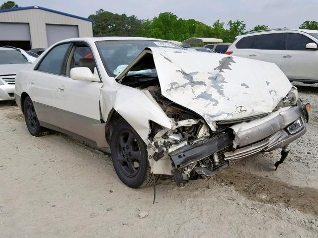 1997 LEXUS ES 300 Photos | GA - ATLANTA SOUTH - Salvage Car Auction