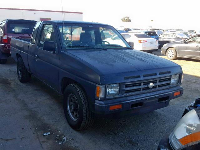 Auto Auction Ended on VIN: 1N6HD16S3LC373460 1990 Nissan D21