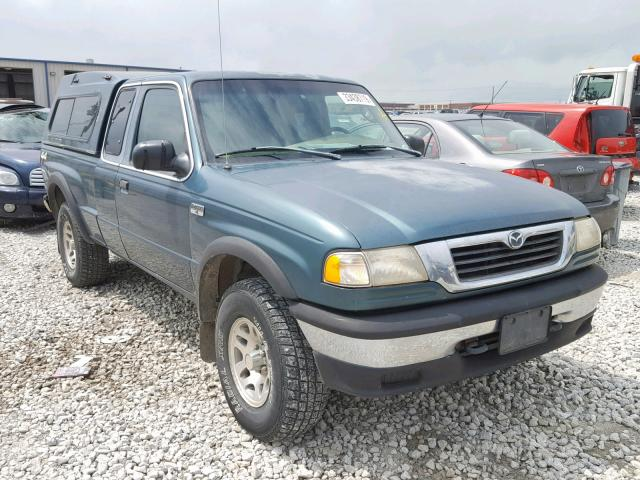 Mazda B4000 Cab salvage cars for sale: 1998 Mazda B4000 Cab