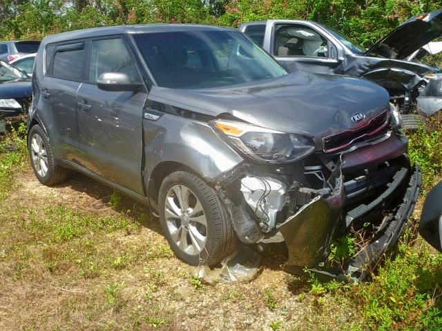 2014 KIA SOUL + Photos | HI - HONOLULU - Salvage Car Auction