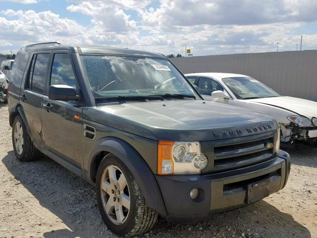 click here to view 2005 LAND ROVER LR3 HSE at IBIDSAFELY