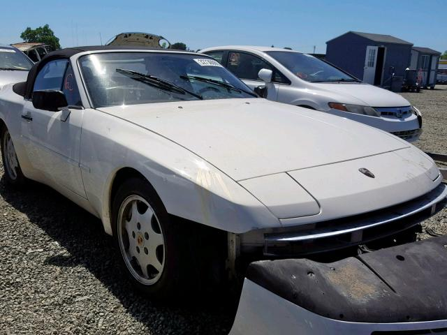 click here to view 1990 PORSCHE 944 S at IBIDSAFELY