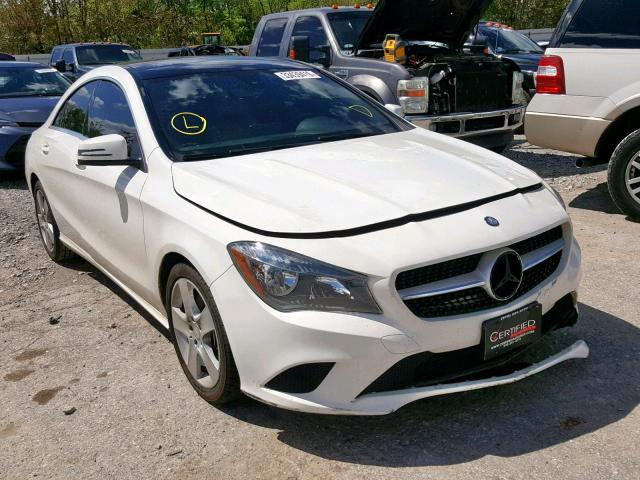 click here to view 2016 MERCEDES-BENZ CLA 250 at IBIDSAFELY