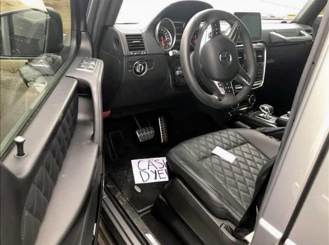 click here to view 2018 MERCEDES-BENZ G 63 AMG at IBIDSAFELY
